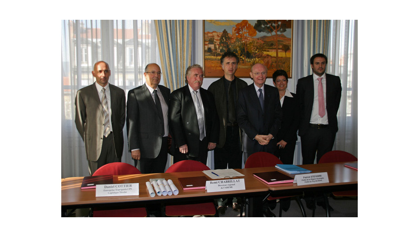 Transports Migeon signe la charte Objectif CO2